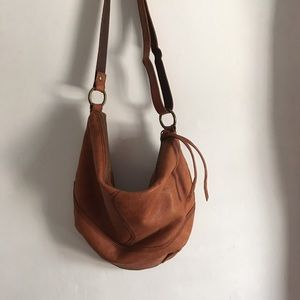 Lucky Brand Large Hobo Purse
